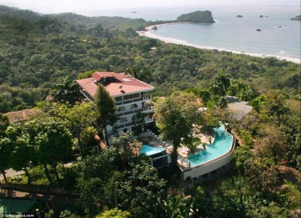 شواطئ دولة كوستاريكا