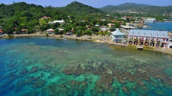 المناظر الطبيعية في هندوراس