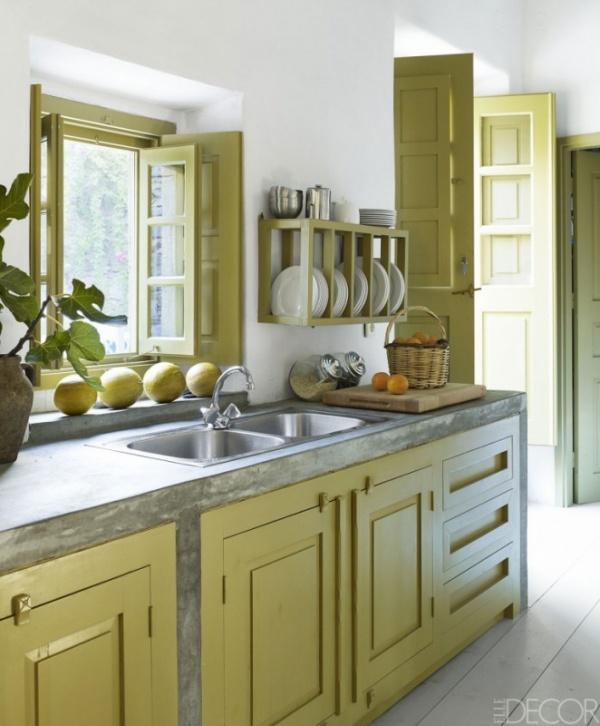 51 Green Kitchen Designs: 19 من اروع اشكال مطابخ 2018 بالصور