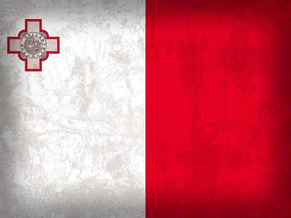 علم دولة مالطا