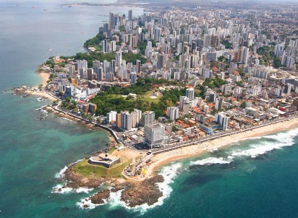 شواطئ دولة السلفادور