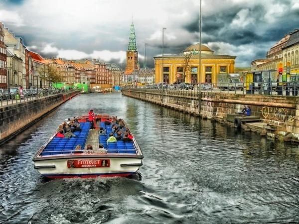 الدانمارك من الدول الاكثر سعادة فى العالم