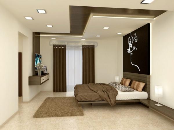 أفكار وأشكال ديكورات جبس غرف نوم مودرن بالصور ماجيك بوكس