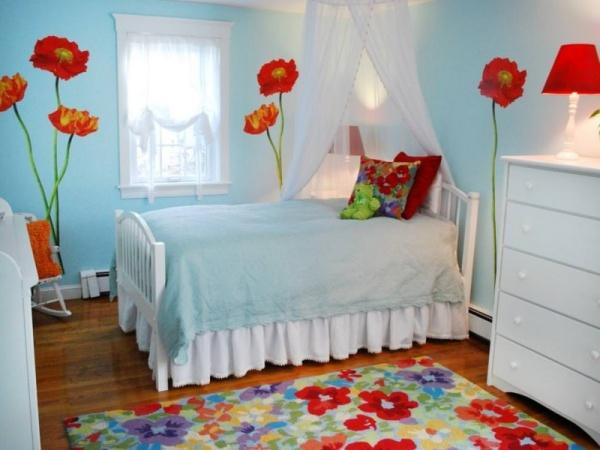 أفكار ألوان دهانات غرف أطفال جديدة وعصرية بالصور ماجيك بوكس