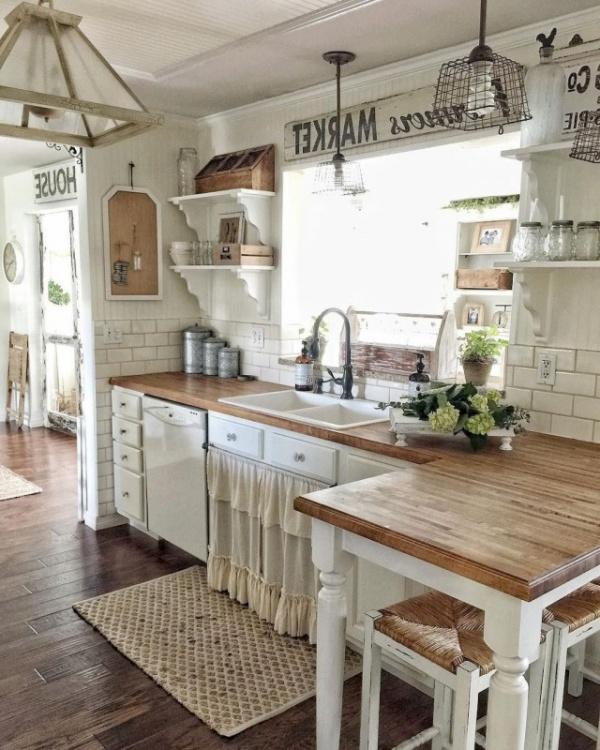 كيف يمكنك تزيين المطبخ علي احدث صيحة ؟